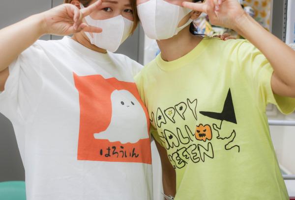 ハロシャツ2