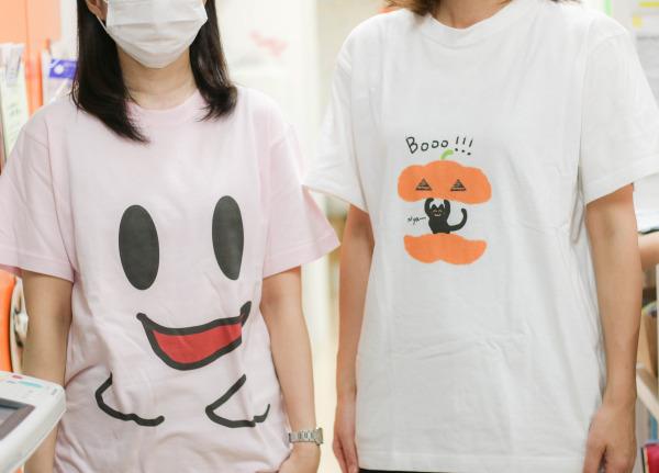 ハロシャツ3